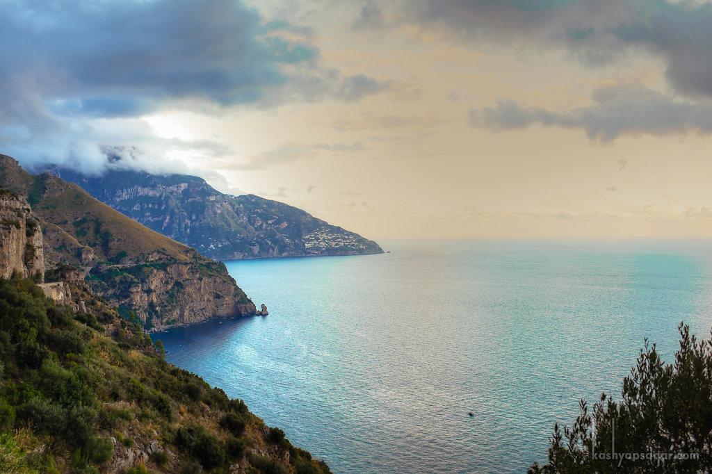 More random stops along the Amalfi Coast.