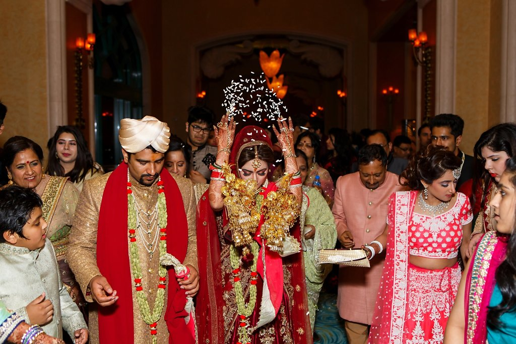Ajay and Arti got married at the Atlantis Hotel Palm Jumeirah in Dubai. This is a showcase of Ajay & Arti's Delhi style destination wedding in Dubai photographed by Candid Wedding Photographer in Dubai Kashyap Sagar